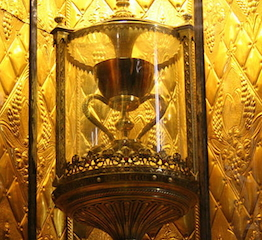 "IS this the ""real"" Holy Grail in Valencia Cathedral? (Valencia Tourism)"