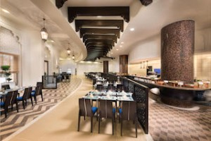 The Ajman Palace - All day dining Restaurant