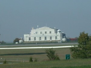 "AND Fort Knox in the USA where some say the ""real"" Holy Grail is really in the safest of hands. (FlickRiver)"