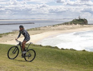 Port to Port MTB, Newcastle