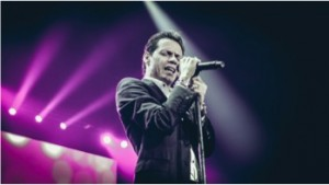 Multi-Grammy Award-winning and top-selling salad artist, Marc Anthony