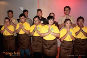 Mango Tree Worldwide partners with Down Syndrome Association of the Philippines.