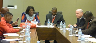2014 SADC Ministers Meet on RETOSA in Angola