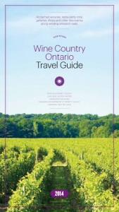 WINE COUNTRY ONTARIO - Hot Off The Presses...The 2014 Wine