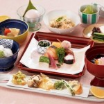 ANA Crowne Plaza Kanazawa - traditional formal Japanese course dinner
