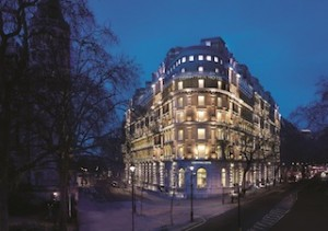 Corinthia London - twilight