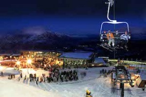 Coronet Peak Night Ski_re