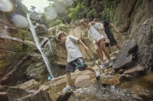 G Adventures is encouraging families to expand their horizons overseas