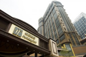 Holiday Inn Macao Exterior Shot -low re