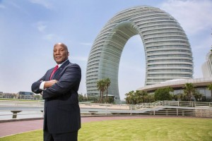 Hoyt Harper_Global Brand Leader_Sheraton Hotels & Resorts_Sheraton Huzhou