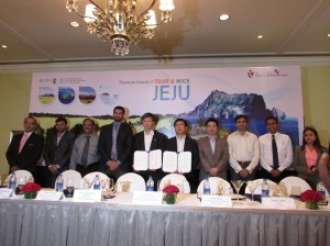Jeju signs MOU with Indian Agents