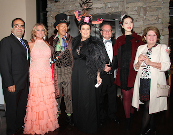 Madness at the Mad Hatters Ball Media