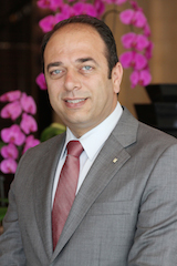 Oussama Chalak - Resident Manager