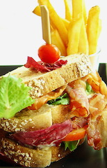 Sandwich Promotion - Dream Hotel