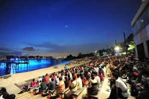 Sentosa-SOTS Closing - packed audience eagerly awaits the start of the extravaganza-web