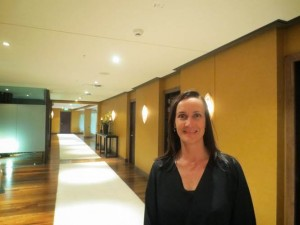 eforea: spa Manager Karen Savery