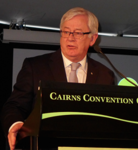 Australia's Trade and Investment Minister Andrew Robb at ATE14