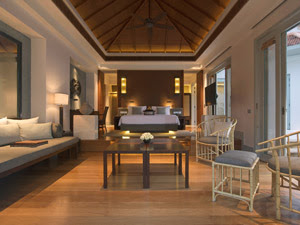 Subtle accents from Phuket's cultural and design vernacular pervade the resort.