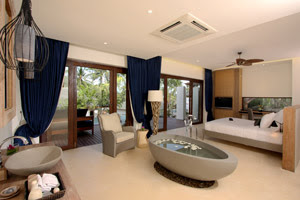 Outside Living, In brings paradise up close and personal at AKARYN Samui.