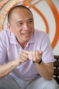 Mango Tree founder and CEO Pitaya Phanphensophon says things might get crazy 'when you mix Tom Yum Kung with tequila'.