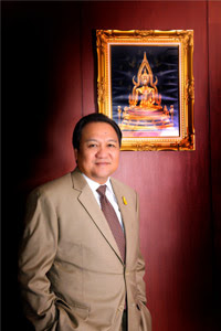 Tourism Authority of Thailand Governor, Mr. Thanwatchai Arunyik.