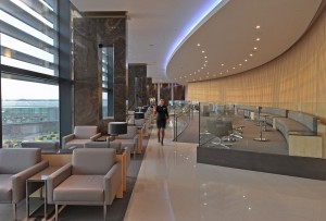 AIR CANADA - Air Canada Opens Maple Leaf Lounge