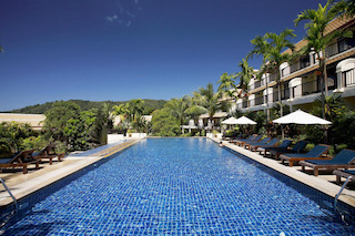 Blue Marine pool - Phuket