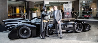 Rydges Sydney Central - Batman checks in with GM Blair Wallace Print Res-010