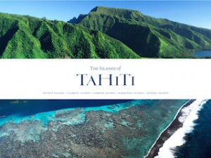 Tahiti Tourisme brand launch banner