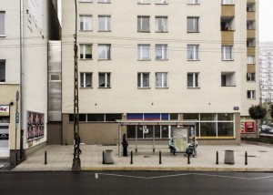 Worlds narrowest house in Poland