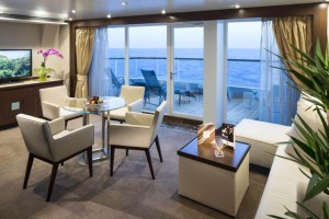 Spa Suite #1093 Deck 10 StarboardSeabourn Quest - Seabourn Cruise Line