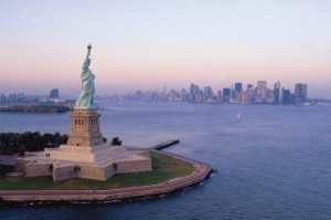 Crystal Cruises Statue Of Liberty