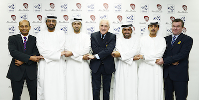 Abu Dhabi & ISAF join forces for Sailing World Cup