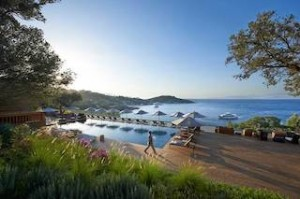 Assaguio Pool at Mandarin Oriental, Bodrum