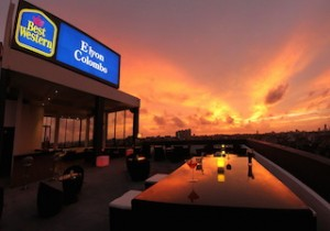 BEST WESTERN Elyon Colombo_Rooftop Bar