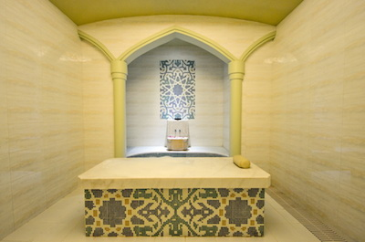 BEST WESTERN River Palace_Hammam Spa