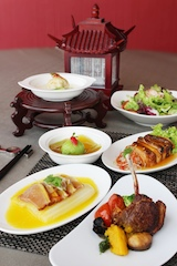 Discover Chinese cuisine with a difference in Zuan Yuan Chinese Restaurant.