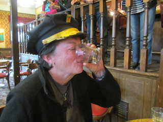 Canada Dawson City Sourtoe Cocktail AusLady