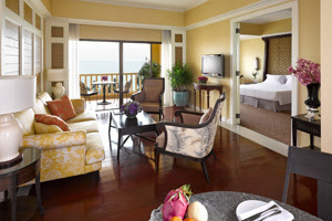 Club Suite room type at Dusit Thani Hua Hin