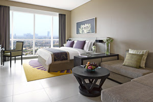 Dusit Thani Abu Dhabi Studio Apartment
