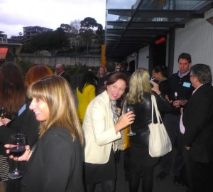 East Coast USA function gets underway at Sydney's Doltone House