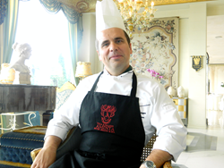 Executive Chef Guiseppe Vigna