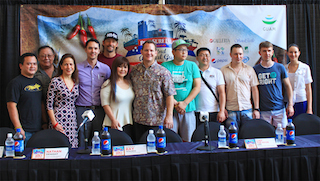 Guam BBQ Block Party Press Conference