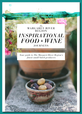 Inspirational Food and Wine Journeys COVER with border 2014
