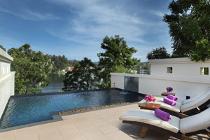Laguna Pool Villa room type at Dusit Thani Laguna Phuket