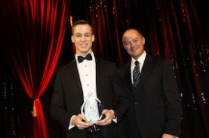 Matthew Guy - Rydges Parramatta Hotel Industry Rising Star at TAA NSW Awards
