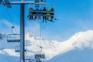 Opening day at The Remarkables ski area_media