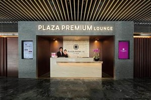 Reception - Plaza Premium Lounge at Macau International Airport (MIA)