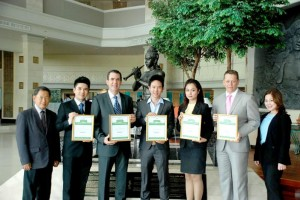 Royal Cliff Hotels Group Receiv ... dvisor Certificate of Excellence