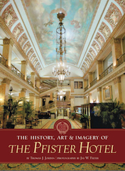 The History, Art & Imagery of The Pfister Hotel (Graphic: Business Wire)